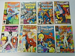 Marvel Tales High # Comic Lot 15 Different Average 6.0 FN (1987-1994)