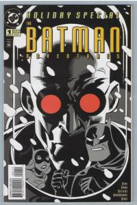 Batman Adventures Holiday Special 1 1995 NM- (9.2)