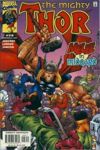Thor (1998 series) #28, NM (Stock photo)