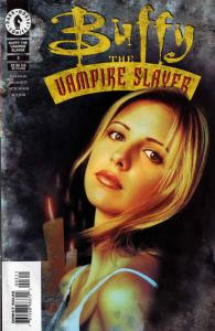 Buffy the Vampire Slayer #3SC VF/NM; Dark Horse | save on shipping - details ins