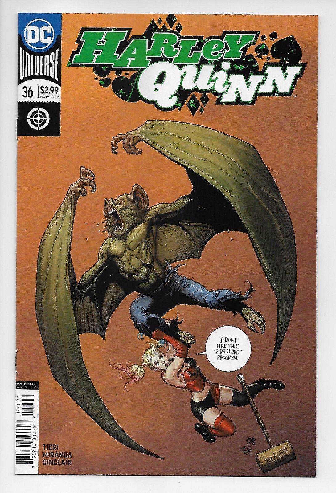 COMIC HARLEY QUINN #36 DC 2018 1st Print