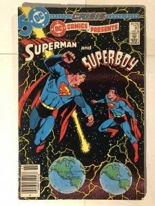 DC Comics Presents #87 - 1st Appearance of Superboy Prime- High Grade Newsstand
