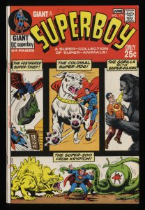 Superboy #174 VF 8.0 DC Comics Superman