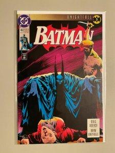 Batman #493 8.0 VF (1993)