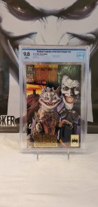 Batman: Legends of the Dark Knight #50 - Joker Cover - Gold Embossed