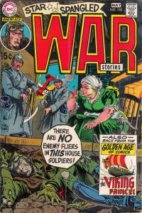 Star Spangled War Stories #150 (May-70) FN- Mid-Grade Enemy Ace