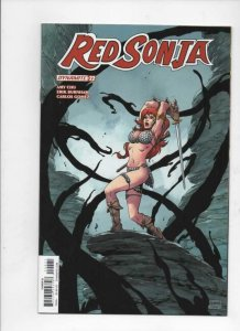RED SONJA #22, VF/NM, She-Devil, Vol 4, Grummett, 2018, more RS in store
