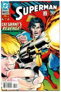Superman #85 (DC, 1994) VF