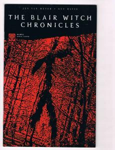 The Blair Witch Chronicles # 1 Oni Press Comic Books Awesome Issue WOW!!!!!! S48