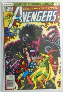 Avengers (1st Series) #175, 6.0/FN (1978)