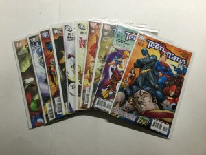 Teen Titans (2003) 1-66 69 72-76 98-100 Near Mint Nm Dc Comics