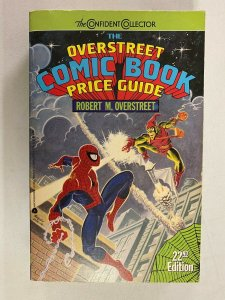Overstreet Price Guide #22 Softcover 4.0 VG (1992)