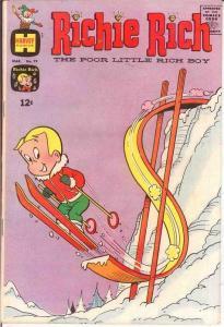 RICHIE RICH  (1960-1991) 79 F-VF March 1969 COMICS BOOK