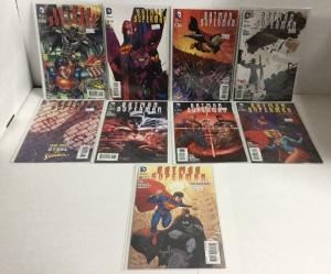 Batman Superman 12-20 Variant Lot Set Run Nm Near Mint DC Comics