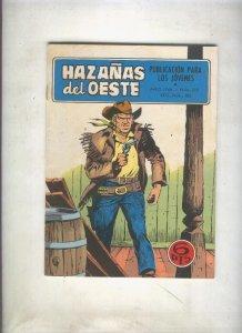 Hazañas del Oeste numero 169: la sentencia (Pizarro)