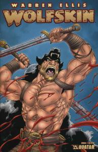 Wolfskin (Warren Ellis…) Annual #1 VF/NM; Avatar | save on shipping - details in