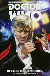 Doctor Who: The Third Doctor HC #1 VF/NM; Titan | save on shipping - details