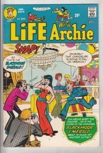 Life with Archie #141 (Jan-74) FN/VF Mid-High-Grade Archie, Jughead, Betty, V...