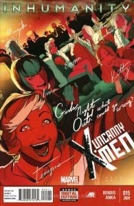 Uncanny X-Men (3rd Series) #15.1 FN; Marvel | save on shipping - details inside