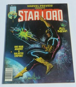 Marvel Preview Presents Star-Lord #11 VF+ High Grade Guardians/Galaxy John Byrne