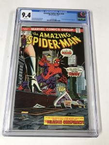 Amazing Spider-Man #144 CGC 9.4