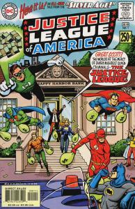Silver Age: Justice League of America #1 VF; DC   save on shipping - details ins