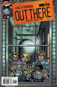 Out There #1 VF/NM; WildStorm | save on shipping - details inside