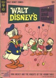 Walt Disney's Comics and Stories #304, Good (Stock photo)