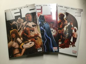 FF Future Foundations Vol. 1-3 Collects Issue 1-16 Lot Tpb Hc Nm Hickman Marvel
