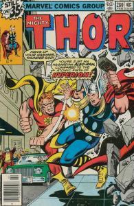 Thor #280 VF; Marvel | save on shipping - details inside