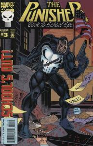Punisher Back to School Special #3 VF/NM; Marvel | save on shipping - details in
