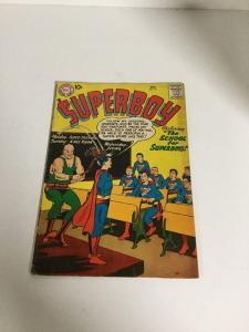 Superboy 61 Vg Very Good 4.0