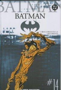 Coleccionable Batman numero 14: Caballeros en la oscuridad