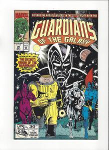 Guardians Of The Galaxy #26 Vs Origin  NM
