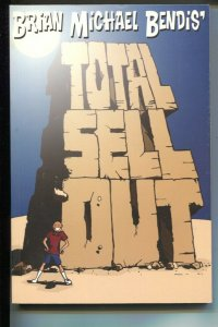 Total Sell Out-Brian Michael Bendis-2003-PB-VG/FN