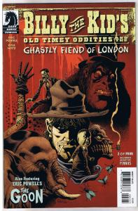 BILLY the KID OLD TIMEY ODDITITES #2, NM-, Variant, 2010 , more Horror in store
