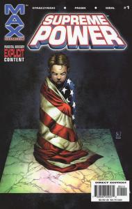 SUPREME POWER 1,1a,2-18  complete series