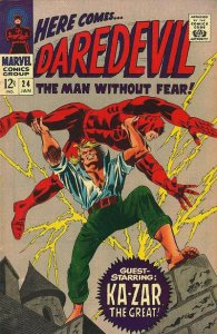 Daredevil #24 (ungraded) stock photo ID# B-10