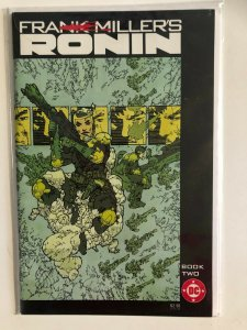FRANK MILLERS RONIN BOOK 2 1983  DC / NM-