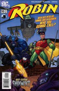 DC ROBIN (1993 Series) #145 FN+