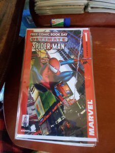 Ultimate Spider-Man: Ultimate Collection #1 (2007)