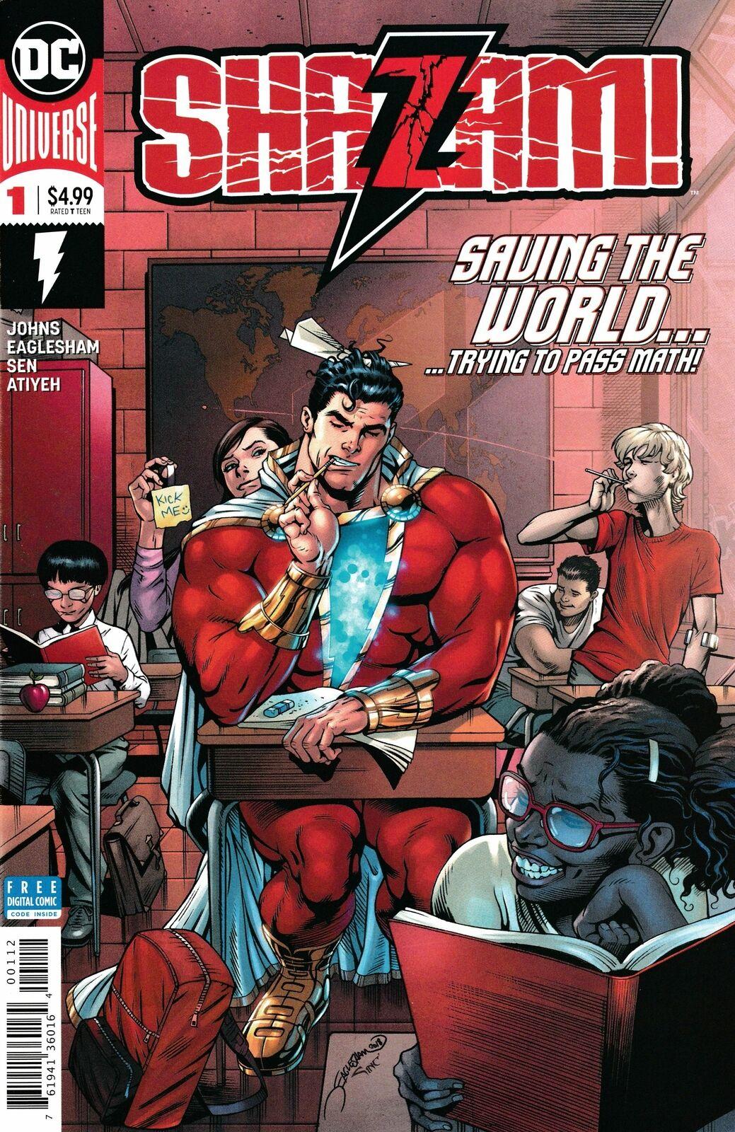 DC COMICS FLASH #66 MAY 2019 1ST PRINT NM