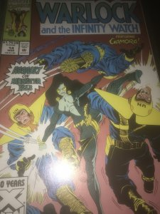 Marvel Warlock and the Infinity Watch #14 Mint