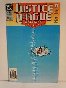 Justice League America #35 (1989)