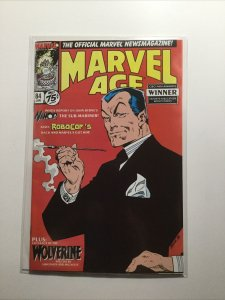 Marvel Age 84 Near Mint Nm Marvel