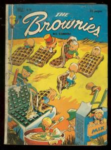 THE BROWNIES-FOUR COLOR COMICS #293 1950-WALT KELLY ART G/VG