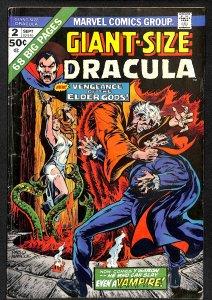 Giant-Size Dracula #2 (1974)