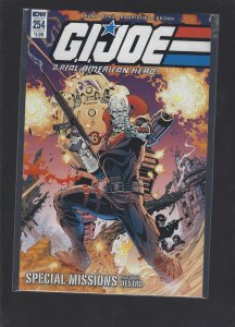 G.I. Joe: A Real American Hero #254