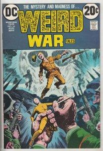 Weird War Tales #20 (Dec-73) VF- High-Grade