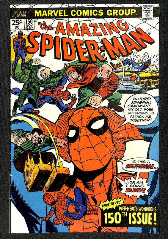 The Amazing Spider-Man #150 (1975)
